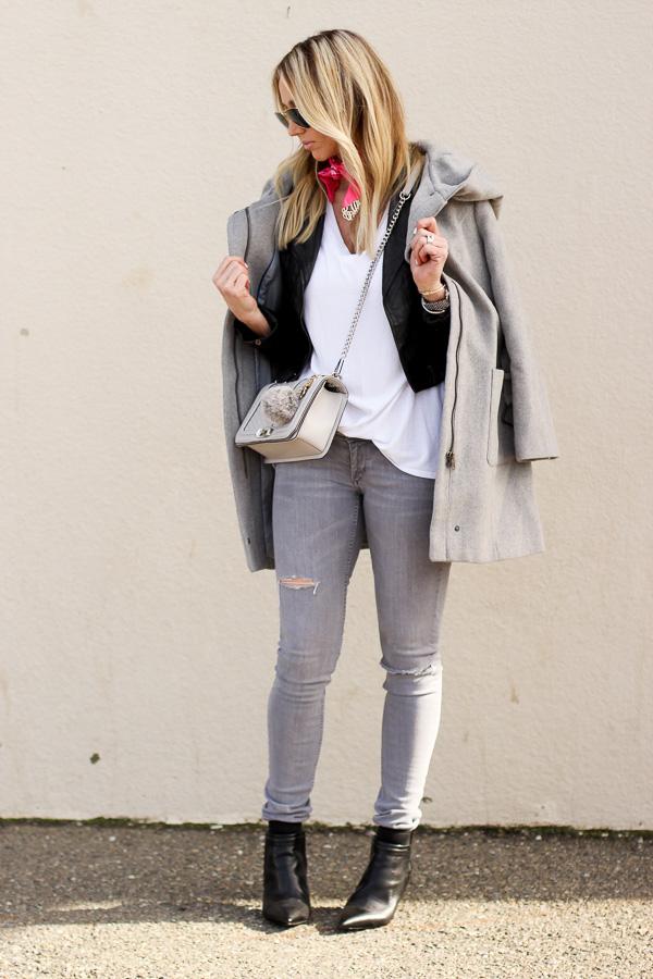 distressed skinny jeans ripped denim