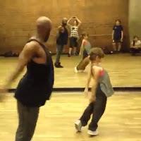 10 year old dancer