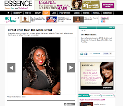 Check The City Girl Out On Essence.com!