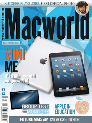 Macworld Australia – January 2013