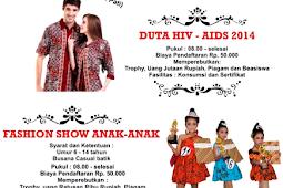 Ikuti Pemilihan Duta HIV/AIDS Kabupaten Pati