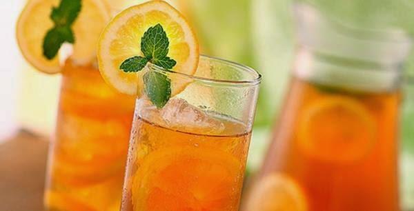 5 Manfaat Kesehatan Minum Teh Lemon