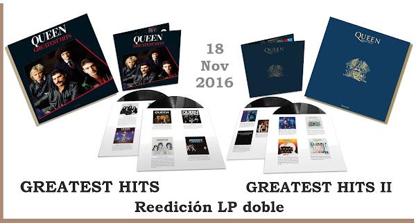 """¡Reedición en vinil doble 12""""!"""