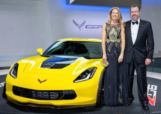 First 2015 Chevrolet Corvette Z06 Will Benefit Karmanos Cancer Institute