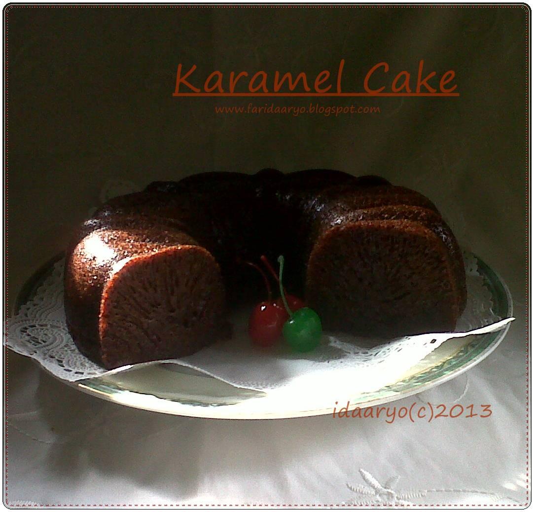 Caramel Cake Femina