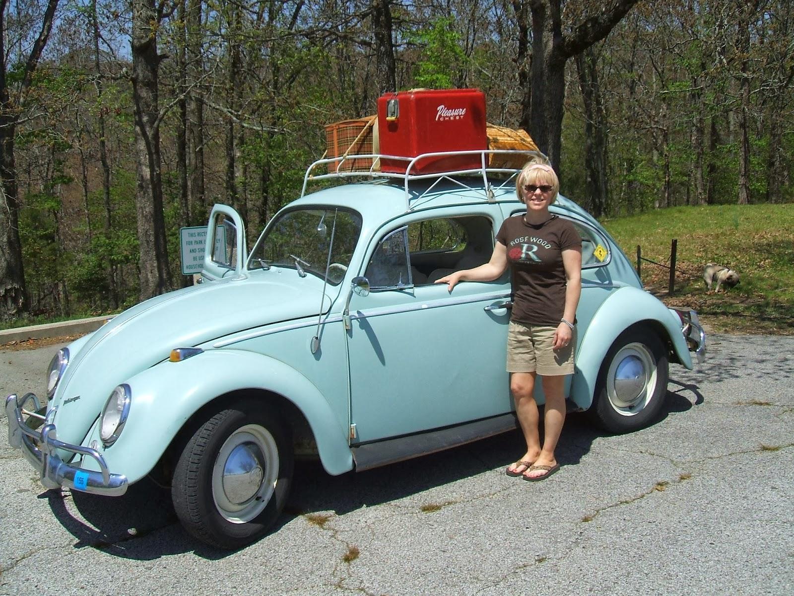 Volkswagen girl TinyOak!