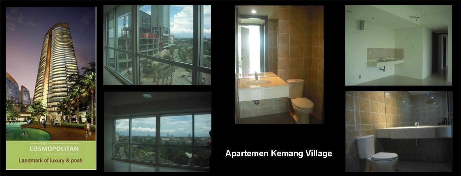 Interior Apartemen Di Jakarta