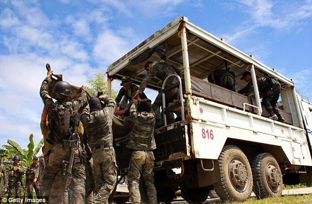 Mamasapano, Maguindanao clash