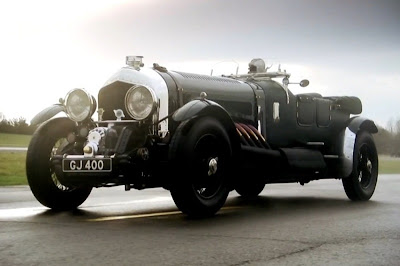 Bentley Meteor 1930
