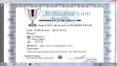 PREMIO AWARDS 2012