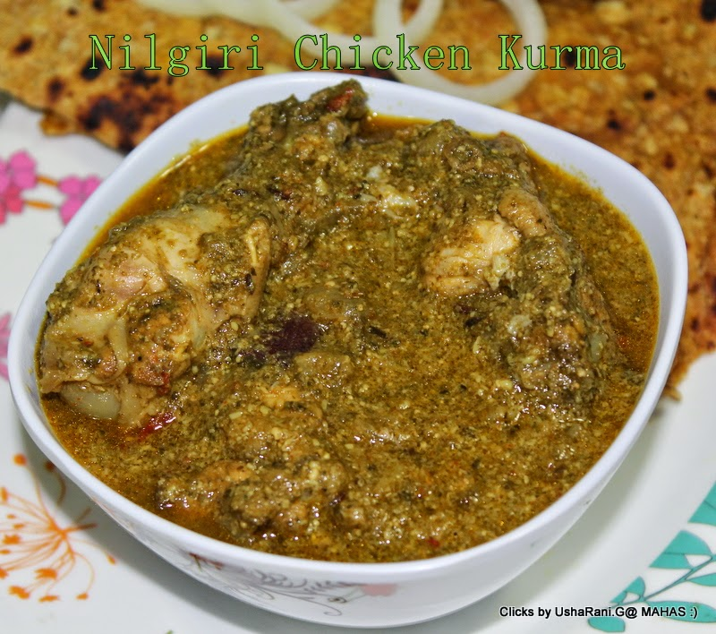 Mahaslovelyhome Nilgiri Chicken Korma Step By Step Pictures Simple
