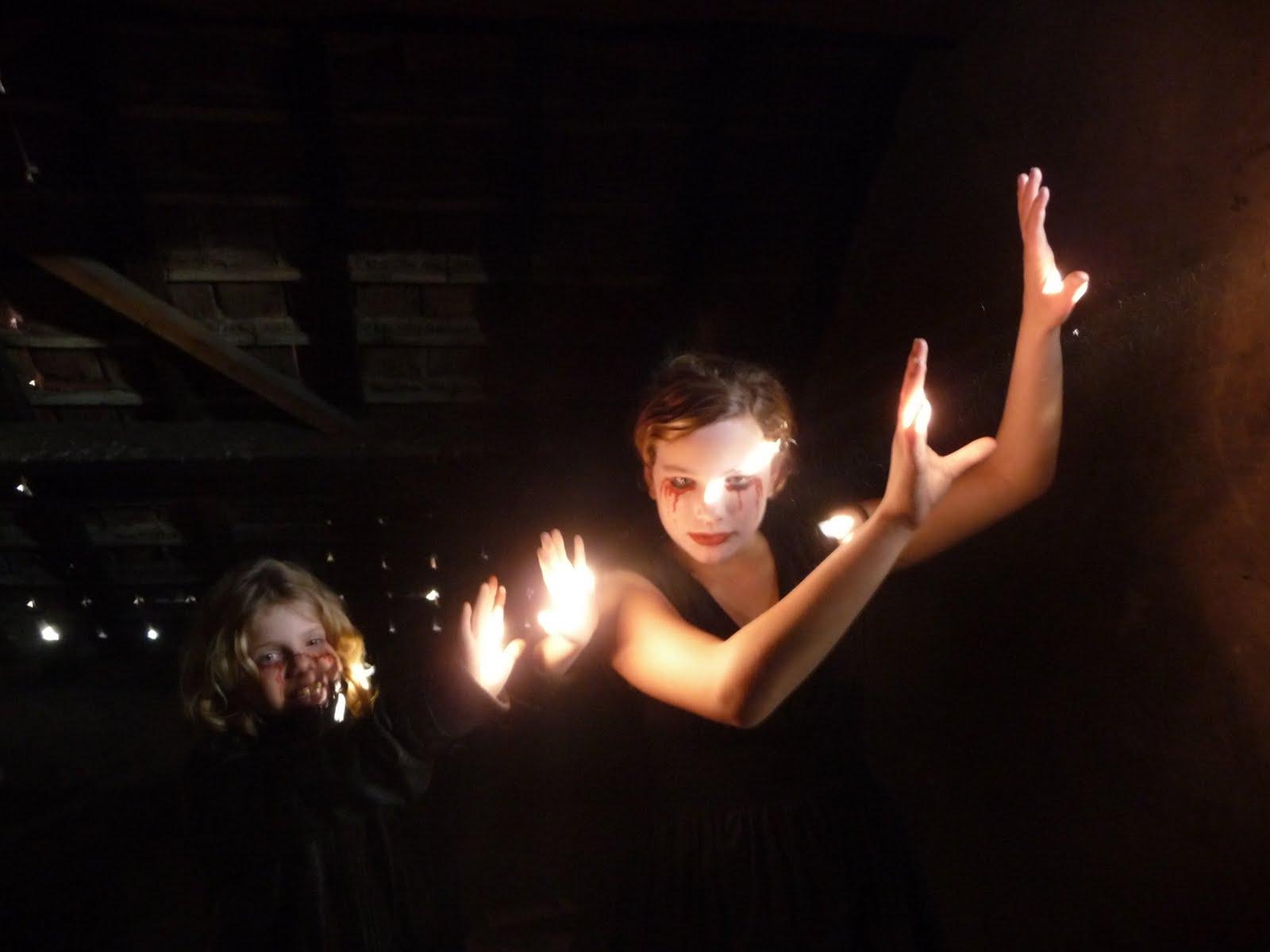 Creatief talent @ st. lutgart beernem: spelen met licht fotografie