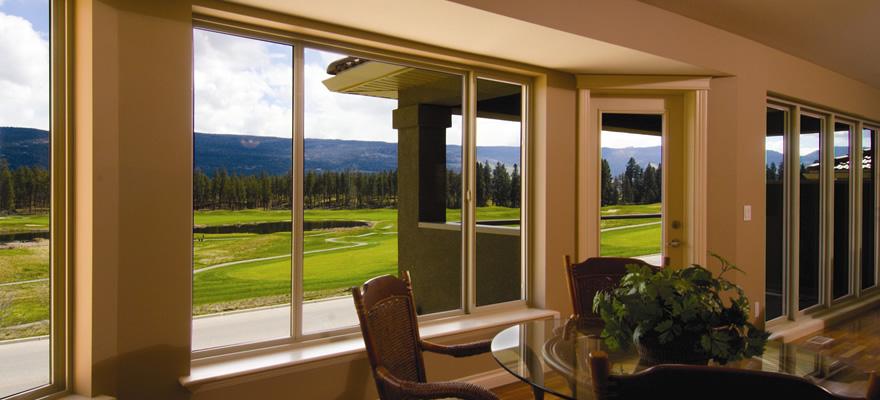 Arredamento moderno porte e finestre moderne - Finestre in alluminio o pvc differenze ...