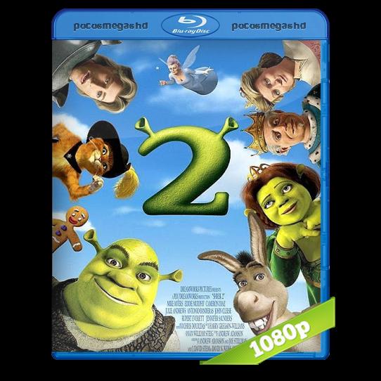 Shrek 2 | 2004 | BRRip 1080p | Audio Dual Latino 5.1 – Ingles + SUB