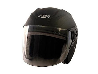 Autofurnish Open Face Helmet