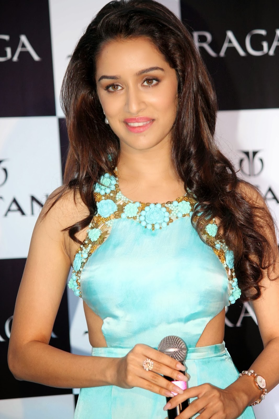 Shraddha Kapoor Launches Raga Pearls Collection Of Watches