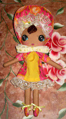 Bunka Cloth Doll Pattern In Pdf  Format Or Paper Pattern. Click The Button Of Choice