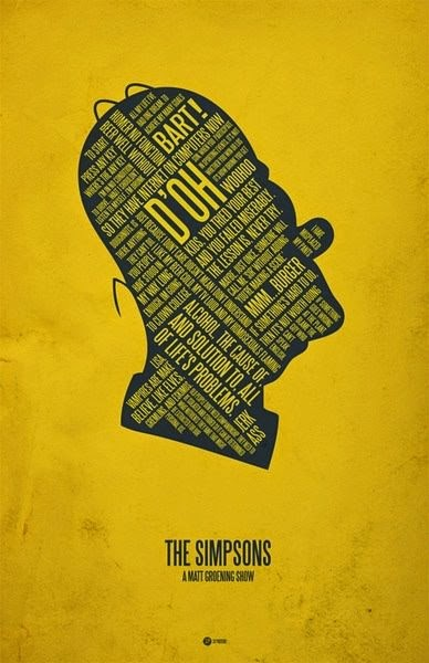 Publicidad Creativa: The Simpsons
