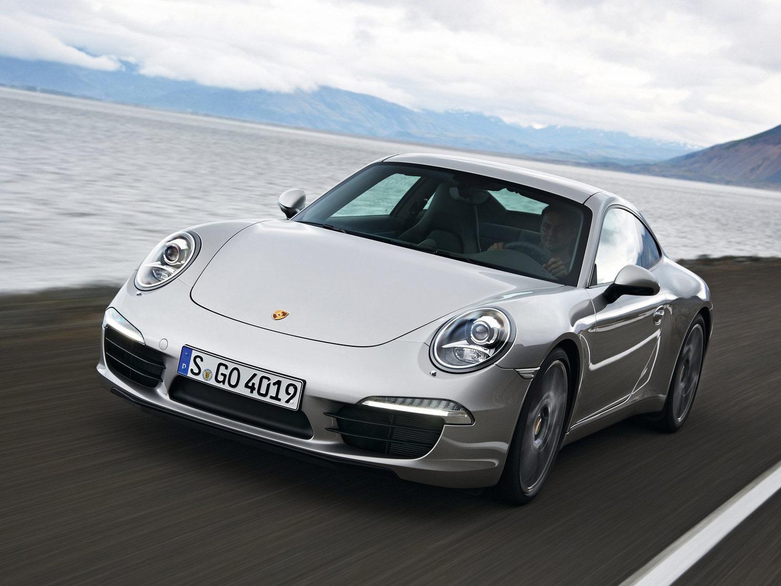 2013 Porsche 911 Carrera S pictures