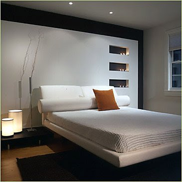 Modern bedroom Contemporary furniture 2011