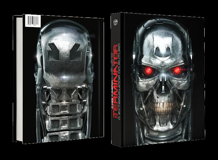 O Exterminador do Futuro ganha edições espetaculares em livro pela editora DarkSide Books