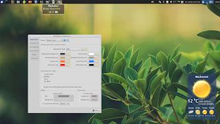 DockBarX Xfce