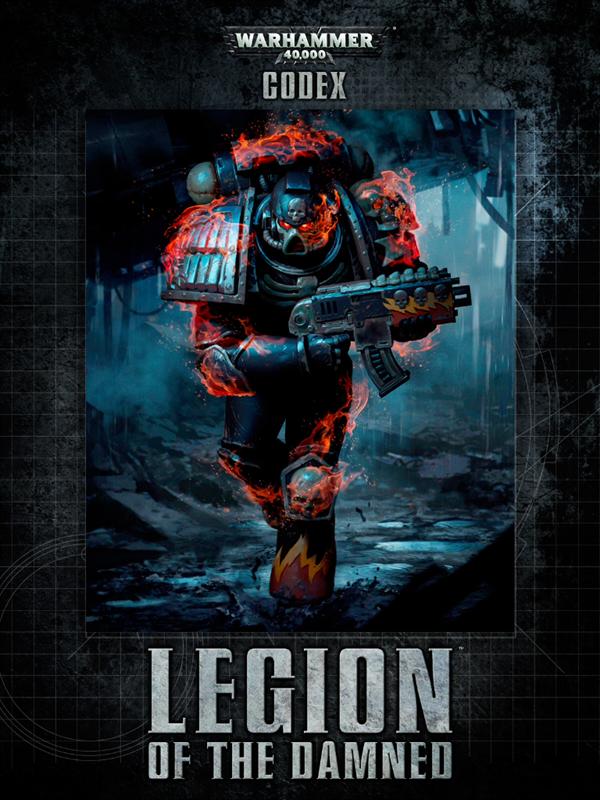 Codex: Legión de los condenados