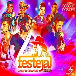 Download Festeja Campo Grande 2015 poster