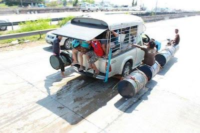 Pick-Up Ngambang