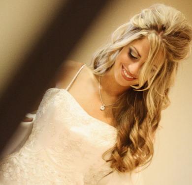 long short hairstyles wedding