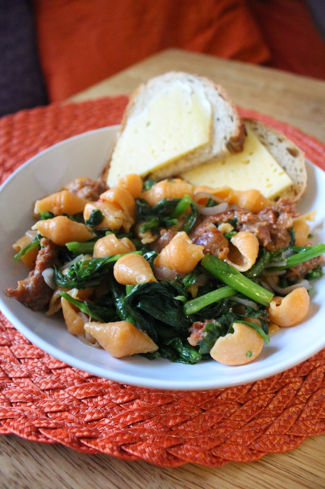 Broccoli Rabe Three Ways:
