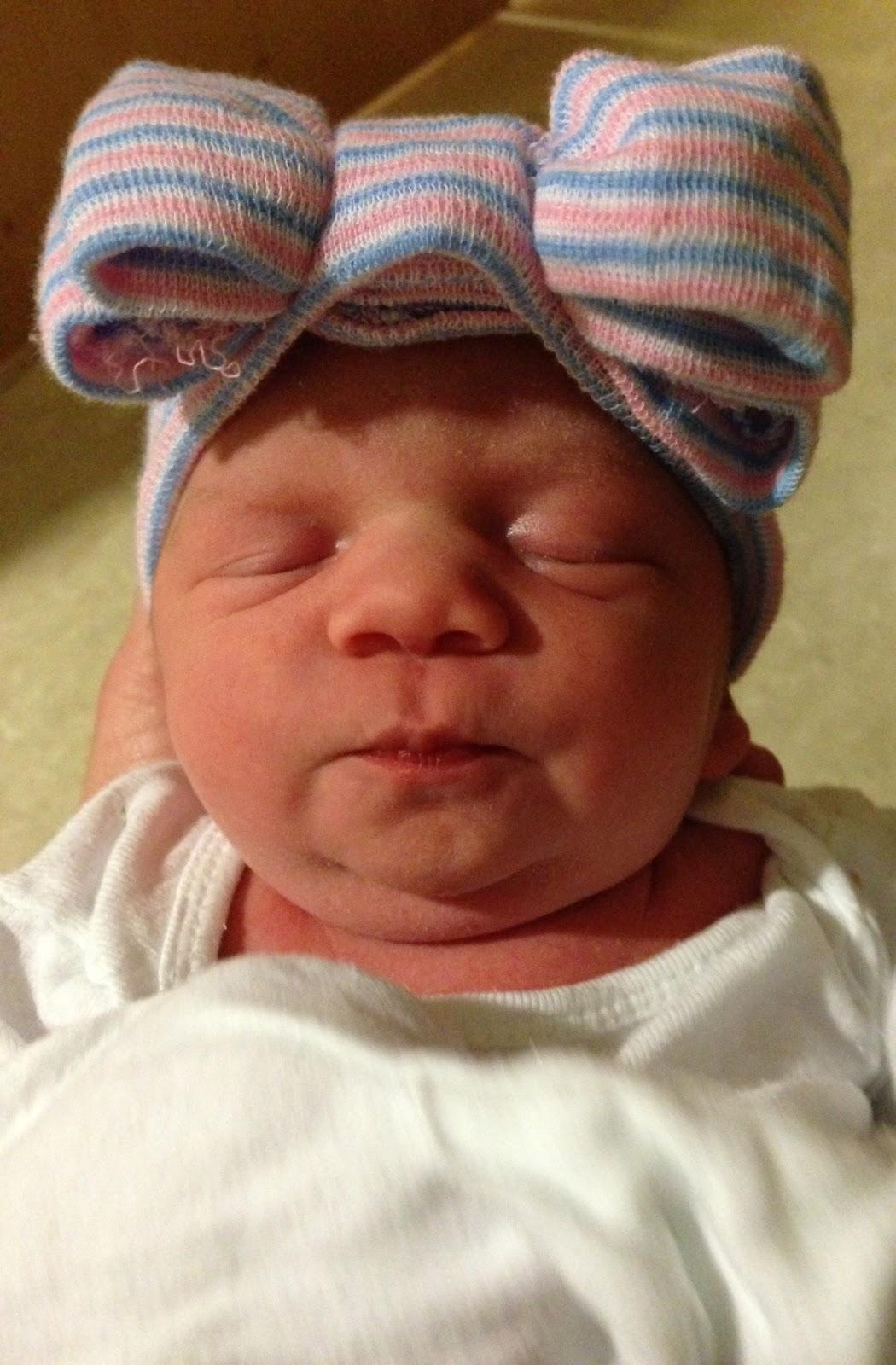 A Little Bolt of Life  Newborn Bow Hats - SPD f185c296ee0b