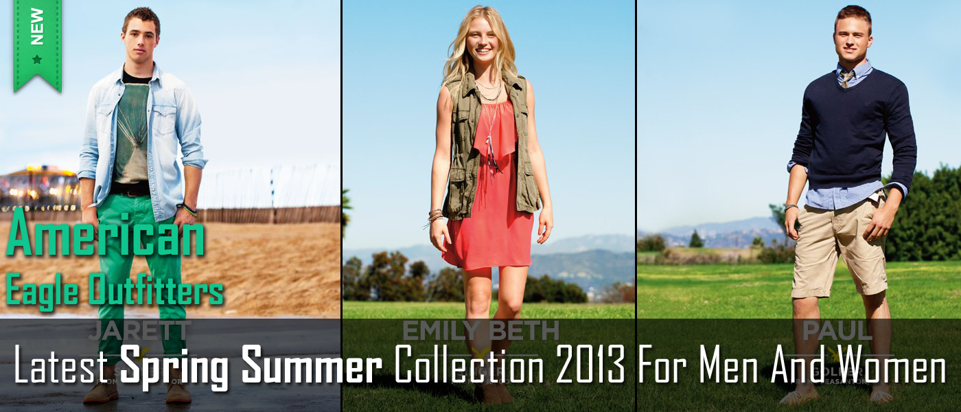 American+Eagle+Outfitters+Spring+Summer+