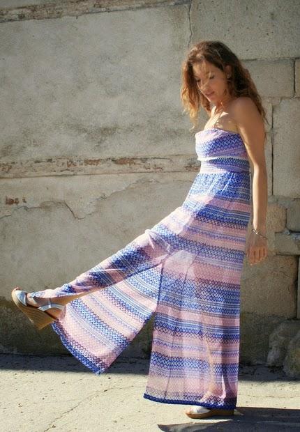vestido largo aberturas