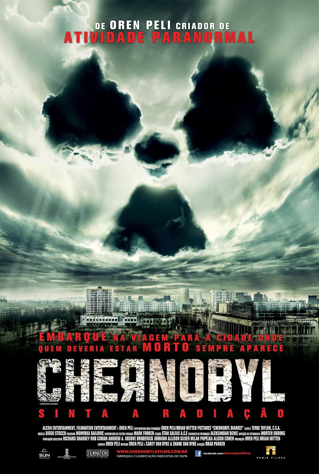 Chernobyl – Sinta a Radiação – Dublado 2012