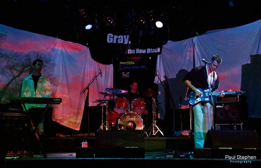 Gray, the New Black