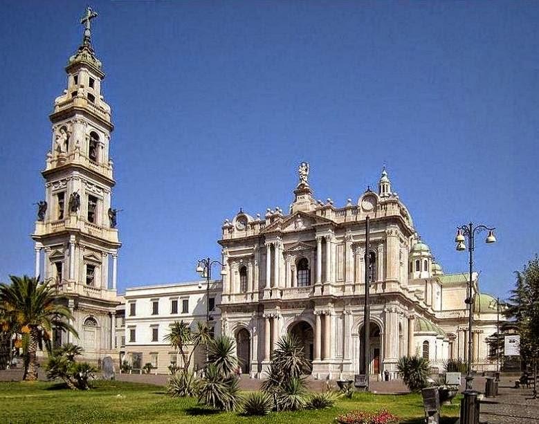 File:il Santuario della Beata Vergine del Rosario Pompei.jpg