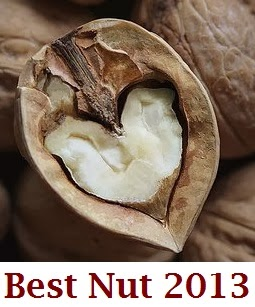 Awarded Best Nut 2013