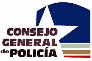 WEB DEL CONSEJO GENERAL DE POLICIA