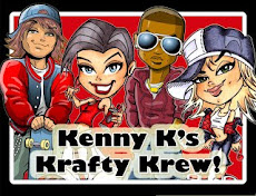 Kenny K Krafty Krew Candy over at Dido's