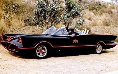 Mobil Jadul Batman