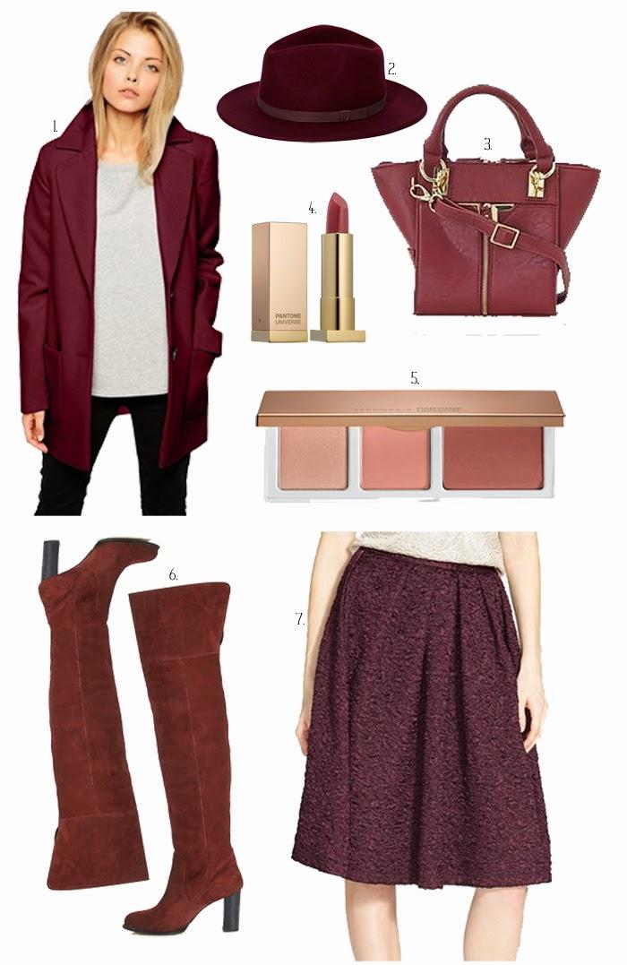 marsala-colored-clothes
