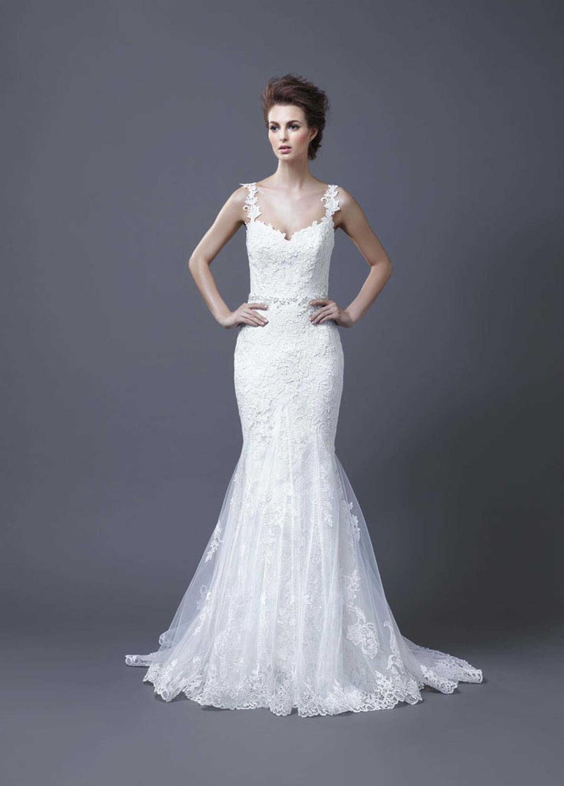 otra estupenda colección de vestidos de novia primavera 2013 enzoani ...