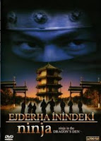 Ẩn Giã Sa Lưới - Ninja In The Dragons Den (1982) - (USLT)