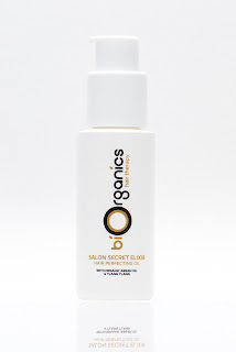Biorganics logo hair serum