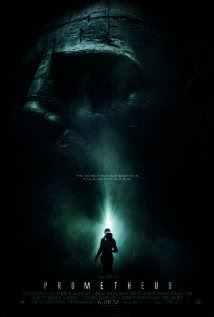 Prometheus (2012 – Noomi Rapace, Charlize Theron and Patrick Wilson)