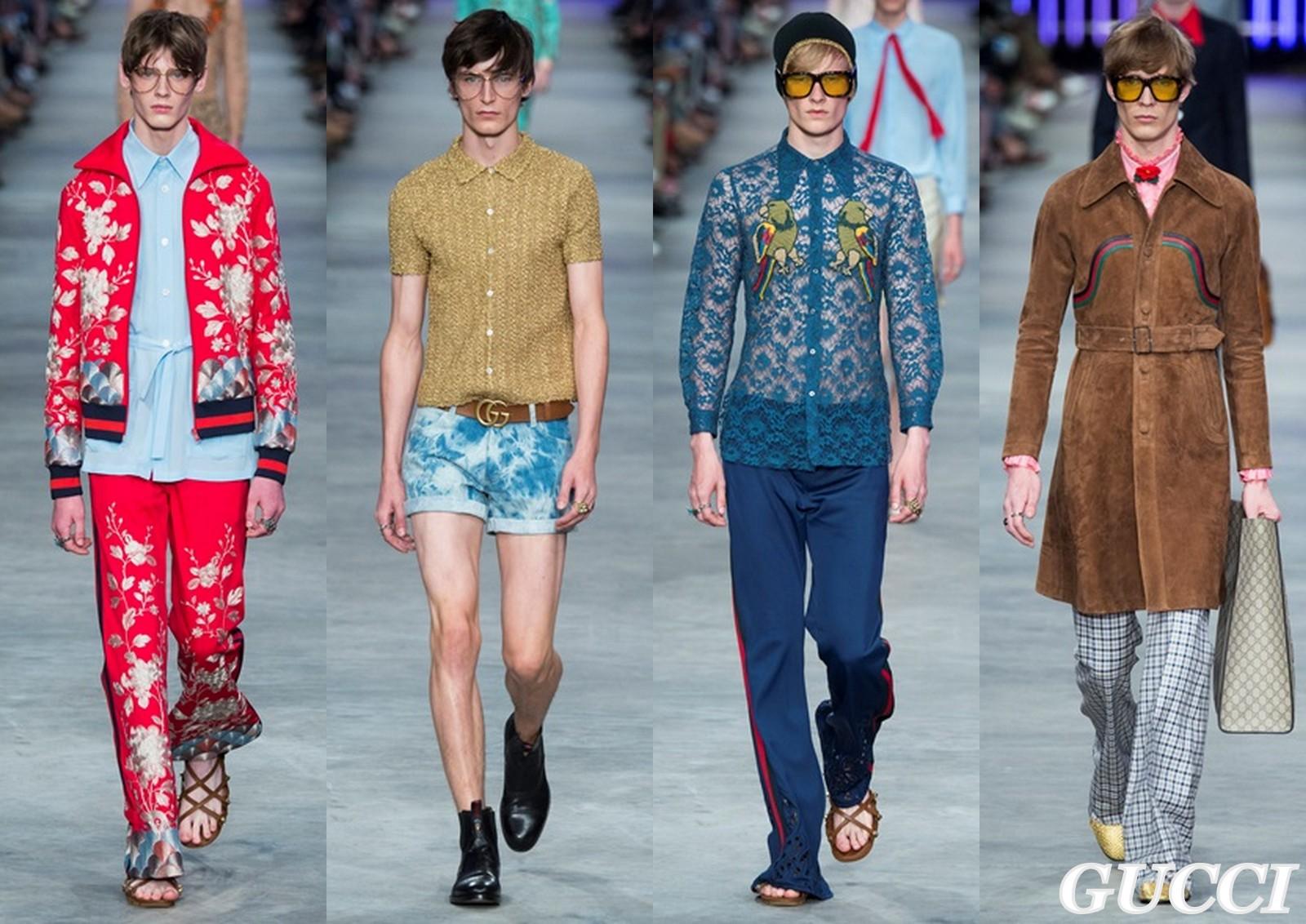 Gucci , ss16 , Milan Fashion Week