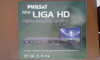 Philsat LIGA HD