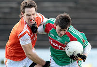 Old and New Mayo - Jason Doherty holds off Billy Joe Padden