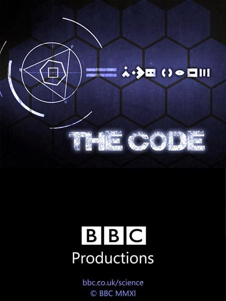 BBC: The Code Episódio 01 HDTV MKV + RMVB Legendado